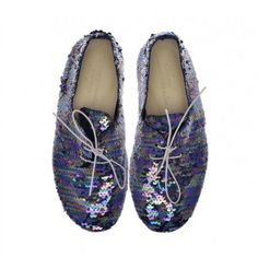 SCARPA SOFT ANNIEL Scarpa soft da donna di Anniel con tomaia in tessuto di cotone ricoperta da paillettes color petrolio, soletta in cuoio e suola in gomma naturale, chiusura tramite lacci. Scarpe soft Anniel comode e pratiche per tutte le occasioni. #anniel #scarpeanniel #calzatureanniel #soft #scarpedonna #stringate #scarpe #calzature #donna #woman #shoes #shoponline #ecommerce #fashion #moda #saldi #sconti #promozioni