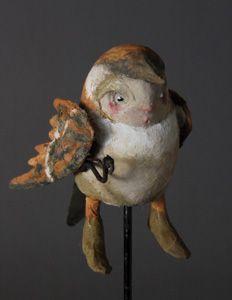 The Art of Finger Puppets 2010 ひらいたかこ