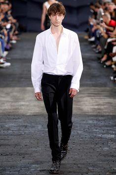 Maison Margiela - Spring 2016 Menswear - Look 26 of 30