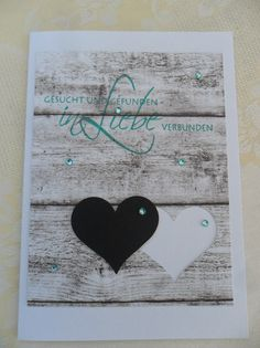 Einladungskarten - Einladungskarte zur Hochzeit - ein Designerstück von kreatives-allerlei bei DaWanda