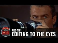 Pro Tip: EDITING TO THE EYES