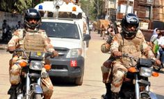 Suspected terrorist killed in clash with Rangers, five arrested: Karachi