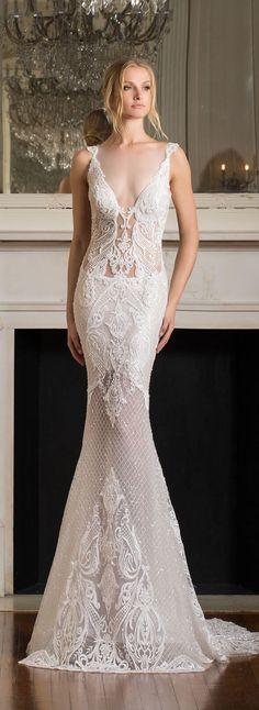 Pnina Tornai Wedding Dress | Dimensions Collection