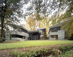 Maryland home by David Jameson.