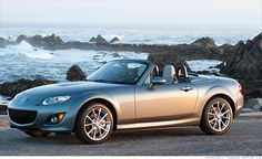 Compact sporty car - Mazda MX-5 Miata