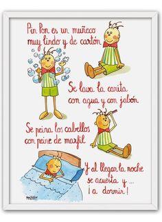 Preschool Spanish, Learning Spanish For Kids, Preschool Songs, Teaching Spanish, Bilingual Classroom, Bilingual Education, Classroom Language, Spanish Classroom, Spanish Songs
