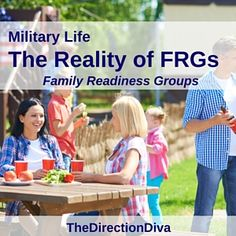 Family Readiness Groups can be such an asset to military life or they can be a huge source of stress, drama and negativity. Learn about the reality and share your experience on the Direction Diva blog.