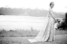 Sofia Sanchez Barrenechea en robe de mariée sur-mesure Valentino http://www.vogue.fr/mariage/inspirations/diaporama/le-mariage-de-sofia-sanchez-barrenechea-et-dalexandre-de-betak-en-patagonie/19365