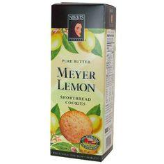 Nikki's Meyer Lemon Cookies – Stash Tea