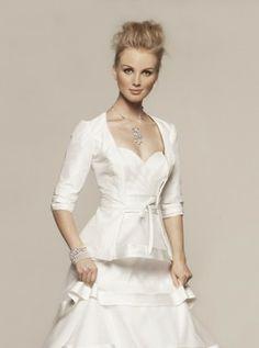 Liz Fields Wedding Jackets - Style Jacket 12 [Jacket12] - ¥608.6 : Wedding Dresses, Bridesmaid Dresses, Prom Dresses and Bridal Dresses - Yo...