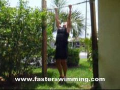 Faster Swimming Core Training #1 - YouTube