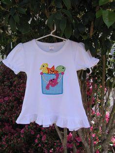 Bucket of Sea Friends - adorable shirt for those fun Summer beach trips!