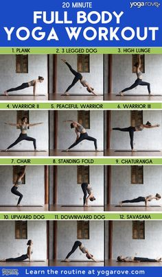 This 20 minute full body yoga routine is all I need every morning to start my day. Perfect workout for any beginner starting yoga that wants to lose weight and look great. yoga poses for beginners HAPPY ISLAMIC NEW YEAR PHOTO GALLERY  | I.PINIMG.COM  #EDUCRATSWEB 2020-08-20 i.pinimg.com https://i.pinimg.com/236x/aa/db/df/aadbdfc18503c0d961b7f8e2aa7b3cd1.jpg