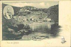 Vue de Sfakia Ταχυδρομική κάρτα