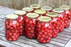 MojeTworyPrzetwory: Compote of cherries in winter Canning, Vegetables, Food, Cherries, Winter, Summer, Maraschino Cherries, Winter Time, Summer Time