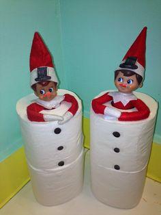 17 Fun Elf on a Shelf Ideas