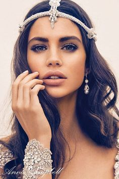 Luxe Bohemian Wedding style: makeup and hairstyle - My Wedding Guide