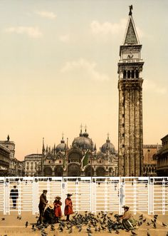 The museumification of urban space in Italy, a series of collages by San Rocco magazine.