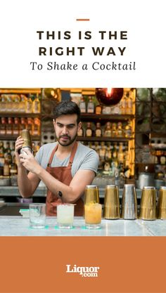 Ready to take your cocktail game to the next level? Learning the art of shaking a #cocktail can make an enormous difference with all of your mixed drinks. Here's some tips and tricks to make you look and feel like a pro!