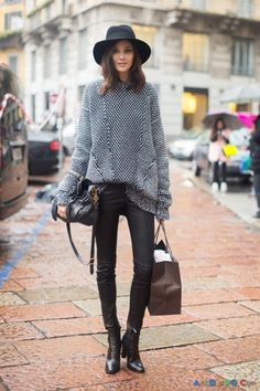Miss Fashion: Keeping Warm   Fonda LaShay // Design → more on fondalashay.com/blog