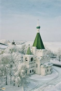 Archangel Cathedral, Nizhny Novgorod Kremlin