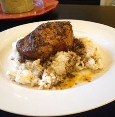 a little bit of emily: Crockpot Mediterranean Pork Chops