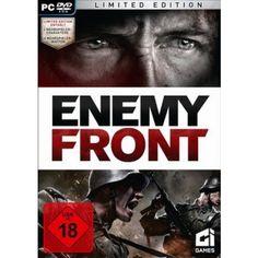 Enemy Front  Limited Edition  PC in Actionspiele FSK 18, Spiele und Games in Online Shop http://Spiel.Zone