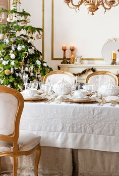 Table settings - Lookbook - Christmas | Zara Home France