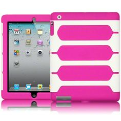 Apple iPad 2/3/4 Explorer Case By Terrapin - Pink (131-082-002) The ultimate in protection solutions - the unique design of this case incorporates a hybrid outer shell with silicon inner.