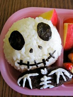 Nightmare before Christmas !- Lunch time....