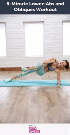 The Fastest Flat-Belly Workout - It's Only 5 Minutes