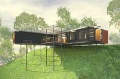 Gallery - Container Homes