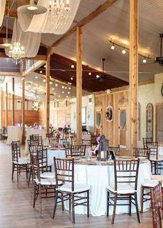 Moffitt Oaks Houston Barn Wedding Venues