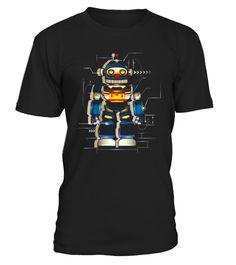 T shirt  Robot T-Shirt Robotics Engineer Club AI Design Cool Tee 3d - Limited Edition  fashion trend 2018 #tshirtdesign, #tshirtformen, #tshirtforwoment