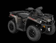 New 2017 Can-Am OUTLANDER XT 570 ATVs For Sale in Washington. WELL-PREPARED WITH FACTORY-INSTALLED FEATURES! Expand your off-road capabilities with added features – and added value. Get equipped with Tri-Mode Dynamic Power Steering (DPS), a 3,000-lb (1361 kg) winch, and heavy-duty front and rear bumpers.