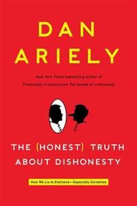 Behavioral economist Dan Ariely has found that very few people lie a lot, but a lot of people lie a little. He talks about his findings in his new book, The (Honest) Truth About Dishonesty: How We Lie To Everyone — Especially Ourselves. Good Books, Books To Read, My Books, Ebooks Pdf, Philosophy Books, Stream Of Consciousness, Psychology Books, Book Summaries, Nonfiction Books