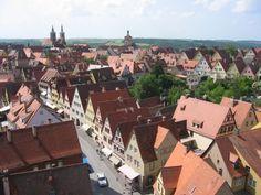 Rothenburg Ob Der Tauber, DE