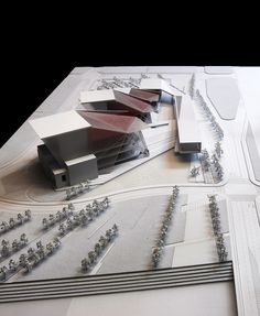 New York-based practice H Architecture has shared with us its submission to the recent Sejong Art Center competition for the design of a cultural center for the planned city of Sejong in South Korea. The entry was a...
