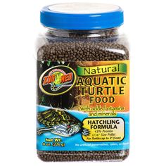 Zoo Med Aquatic Turtle Food Hatching Formula, 8 Ounces. Sale $5.98
