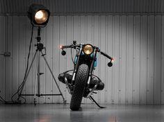 sinroja BMW R3 motorcycle designboom                                                                                                                                                                                 More