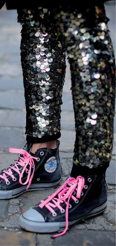 I would never wear these leggings but seriously SO AWESOME
