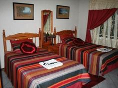 Villa D' Rust Guesthouse - This homely guest house offers a comfortable place to rest and relax while visiting this peaceful suburb in Pretoria. Villa D' Rust Guest House does not cater for  the masses, but rather strive to meet ... #weekendgetaways #pretoria #southafrica