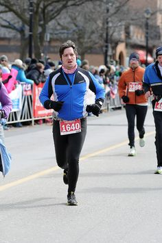 Iron Rogue: Race Recap: Chilly Half-Marathon in Burlington