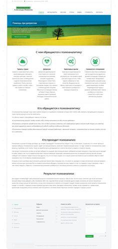 WordPress site analitik-spb.com uses the The7 theme wordpress