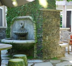 Traditional Patio by Walden Design Group - Cynthia Walden