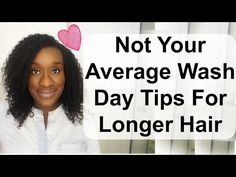 Hair Growth Tips: Use Rice Water and Tea Rinses For Natural Hair Growth & Less Breakage - YouTube