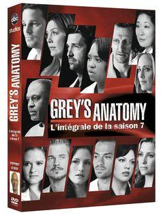 Amazon.fr - Grey's Anatomy, saison 7 / 27 euros