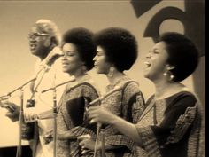 """Staple Singers - """"Lets Do It Again"""" ... Excellent audio...love this song!!"""