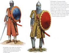 Byzantine cataphracts during the Komnenos dynasty Military Art, Military History, Byzantine Army, Tribal Warrior, Knight Armor, Dark Ages, Historical Pictures, Medieval Fantasy, Ancient Rome