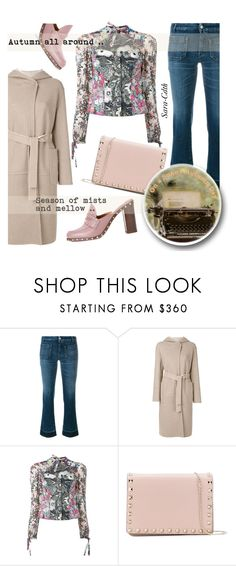 """""""Autumn Time"""" by sara-cdth ❤ liked on Polyvore featuring The Seafarer, Loro Piana, Olympia Le-Tan and Valentino"""